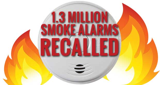 Recall Of 1 3 Million Kidde Smoke Alarms