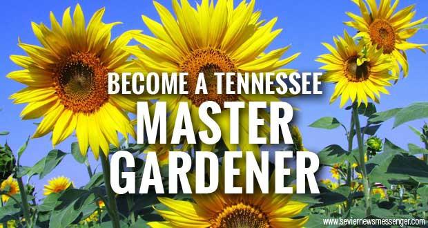 Sevier County Master Gardener Program Classes Offered
