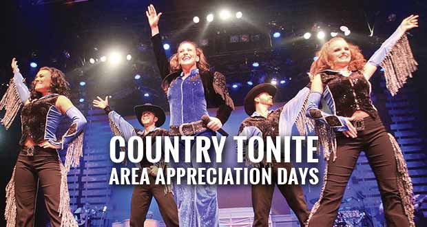 Sevier County Days at Country Tonite in Pigeon Forge