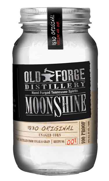 Old forge moonshine wins american distilling institute award for Craft in america forge