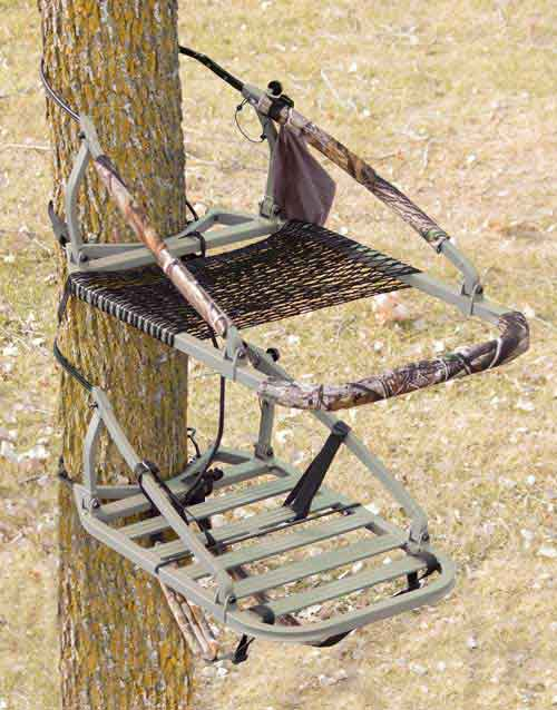 Hunters Face Fall Risk From Recalled Tree Stands