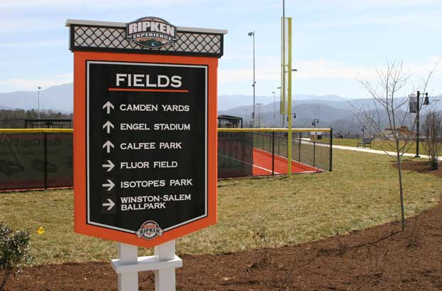 Ripken Experience Pigeon Forge Ready For First Tournament